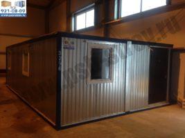 Блок контейнеры в качестве складских помещений