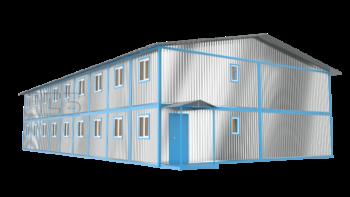 Модульное здание «МЗ-10»