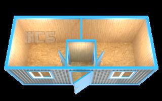 Блок-контейнер «БК-10»