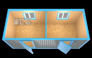 Блок-контейнер «БК-5»