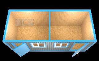 Блок-контейнер «БК-16»