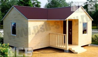 Садовый домик «С-12»