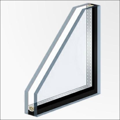 Окно с двойным остеклением для бытовки