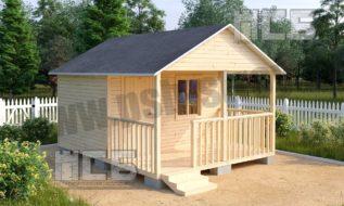 Садовый домик «С-5»