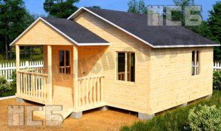 Садовый домик «С-13»