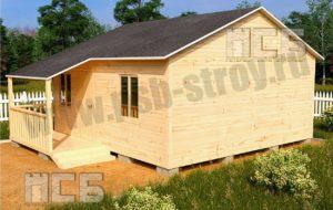 Садовый домик «С-15»