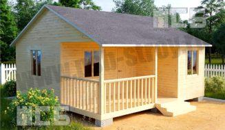 Садовый домик «С-19»