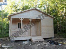Сорта древесины для постройки дачного домика