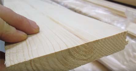 Лиственные сорта древесины