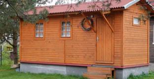 деревянная бытовка