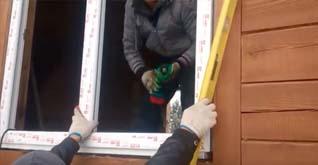 стеклопакеты в модульном здании