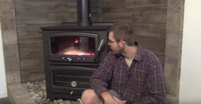 отопление буржуйкой