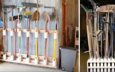 классический набор садовых инструментов