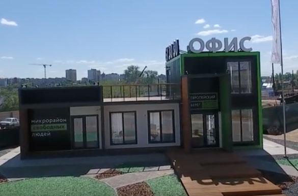 Современные модульные здания под бизнес