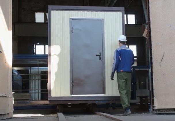 Этапы производства модульных зданий
