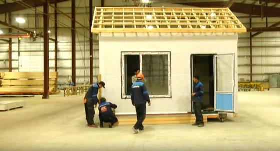 Безопасность модульных зданий