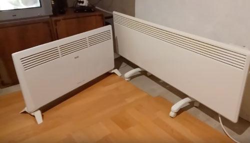 Отопление бытовки электричеством
