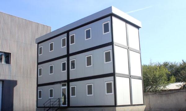 Техническое обслуживание модульных зданий