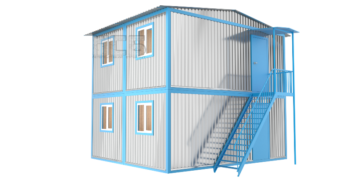Модульное здание «МЗ-6»