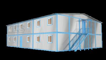 Модульное здание «МЗ-9»