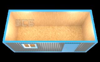 Блок-контейнер «БК-1А»