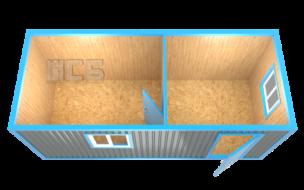 Блок-контейнер «БК-8»