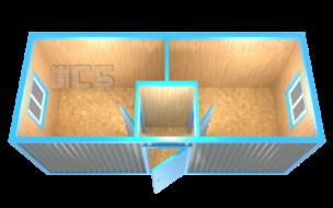 Блок-контейнер «БК-11»