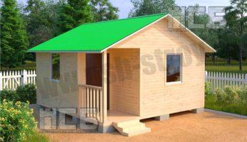 Садовый домик «С-10»