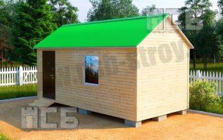 Садовый домик «С-4»