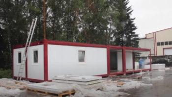 Специфичность конструкций модульных зданий