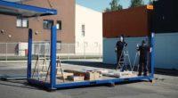 Обустройство строительной площадки с помощью блок-контейнеров