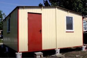 Универсальное решение модульные дома для проживания