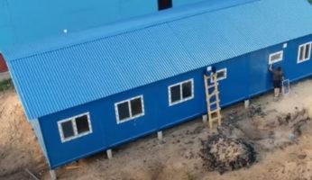 Популярные модульные дома под ключ