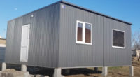 Характеристики модульных зданий из контейнеров