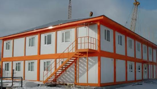 Суть модульных зданий