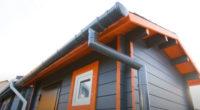 Выгодная альтернатива дачному дому – бытовка из бруса
