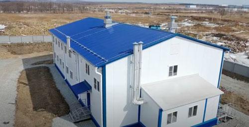 Классификация модульных зданий