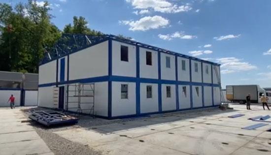 Эксплуатация современных модульных здания